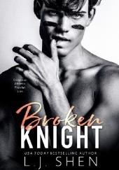 Okładka książki Broken Knight L.J. Shen