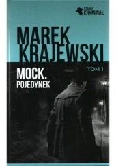 Okładka książki Mock. Pojedynek Marek Krajewski