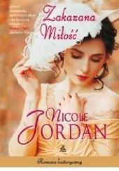 Okładka książki Zakazana miłość Nicole Jordan