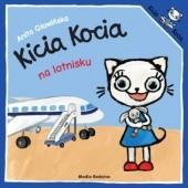 Okładka książki Kicia Kocia na lotnisku Anita Głowińska