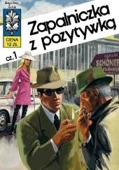 Okładka książki Zapalniczka z pozytywką Grzegorz Rosiński,Władysław Krupka