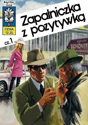 Okładka książki Zapalniczka z pozytywką Władysław Krupka,Grzegorz Rosiński