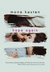 Okładka książki Hope Again Mona Kasten