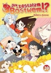 Okładka książki Jak zostałam bóstwem!? #20 Julietta Suzuki