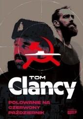 Okładka książki Polowanie na Czerwony Październik Tom Clancy