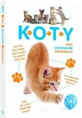 Okładka książki Koty. Rasy, zachowanie, pielęgnacja Barbara Tittenbrun-Jazienicka