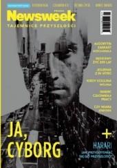 Okładka książki Newsweek wydanie specjalne 1/19. Tajemnice przyszłości Yuval Noah Harari