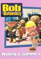 Okładka książki Bob Budowniczy. Wyścig z jajkiem na łyżce. Keith Chapman