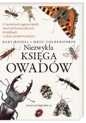 Okładka książki Niezwykła księga owadów Bart Rossel