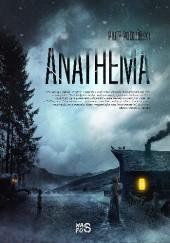 Okładka książki Anathema Piotr Podgórski