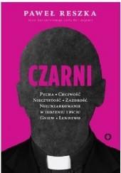 Okładka książki Czarni Paweł Reszka