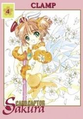 Okładka książki Card Captor Sakura #4 Nanase Ohkawa,Mokona Apapa,Tsubaki Nekoi,Satsuki Igarashi