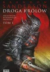 Okładka książki Droga Królów Brandon Sanderson