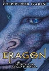 Okładka książki Eragon Christopher Paolini