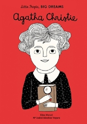 Okładka książki Agatha Christie Elisa Munso,Maria Isabel Sanchez Vegara