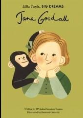 Okładka książki Jane Goodall