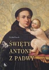 Okładka książki Święty Antoni z Padwy Cecylian Niezgoda