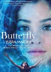 Okładka książki Butterfly Yusra Mardini