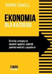 Okładka książki Ekonomia dla każdego Thomas Sowell