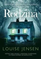 Okładka książki Rodzina Louise Jensen