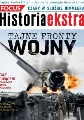Okładka książki Focus Historia Ekstra 4/2019. Tajne fronty wojny Redakcja magazynu Focus