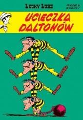 Okładka książki Ucieczka Daltonów René Goscinny,Morris