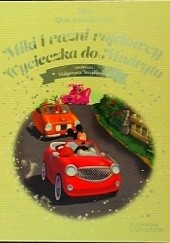 Okładka książki Miki i raźni rajdowcy. Wycieczka do Madrytu Małgorzata Strzałkowska