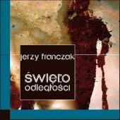 Okładka książki Święto odległości Jerzy Franczak