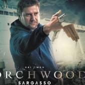 Okładka książki Torchwood: Sargasso Christopher Cooper