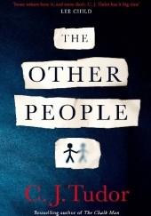 Okładka książki The other people C.J. Tudor