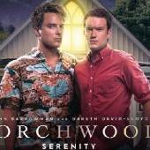 Okładka książki Torchwood: Serenity James Moran