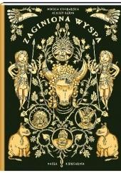 Okładka książki Zaginiona wyspa Nikola Kucharska,Alojzy Rzepa