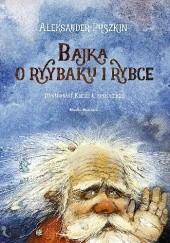 Okładka książki Bajka o rybaku i rybce Aleksander Puszkin