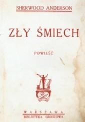 Okładka książki Zły śmiech Sherwood Anderson