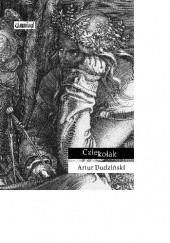 Okładka książki Człekołak Artur Dudziński