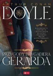 Okładka książki Przygody brygadiera Gerarda Arthur Conan Doyle