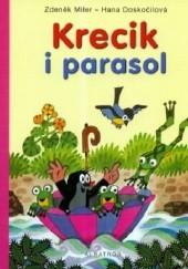 Okładka książki Krecik i parasol Hana Doskocilova,Zdeněk Miler