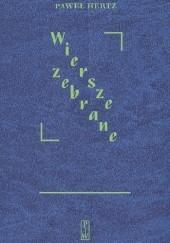 Okładka książki Wiersze zebrane Paweł Hertz
