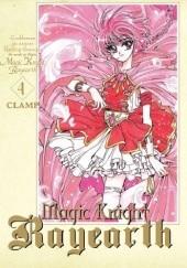 Okładka książki Magic Knight Rayearth #4 Nanase Ohkawa,Mokona Apapa,Tsubaki Nekoi,Satsuki Igarashi