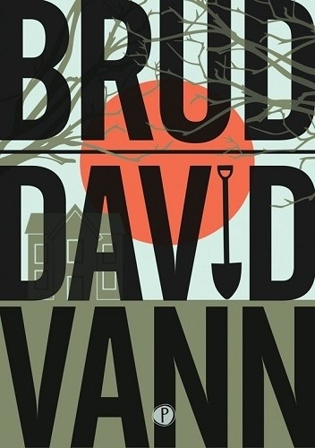 Okładka książki Brud David Vann