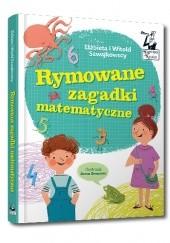 Okładka książki Rymowane zagadki matematyczne Elżbieta Szwajkowska,Witold Szwajkowski