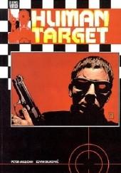 Okładka książki Human Target