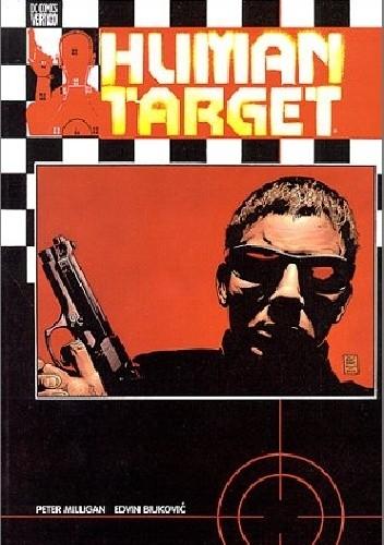 Okładka książki Human Target Edvin Biukovic,Peter Milligan