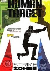 Okładka książki Human Target- Strike Zones Peter Milligan,Javier Pulido