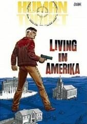 Okładka książki Human Target- Living In Amerika Peter Milligan,Cliff Chiang