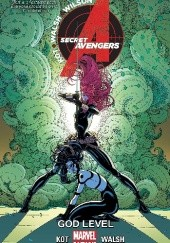 Okładka książki Secret Avengers Volume 3: God Level Michael Walsh, Ales Kot
