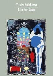 Okładka książki Life for Sale Yukio Mishima