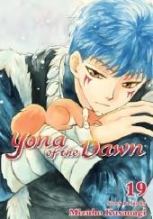 Okładka książki Yona of the Dawn #19 Mizuho Kusanagi