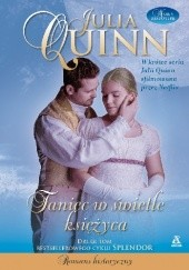 Okładka książki Taniec w świetle księżyca Julia Quinn