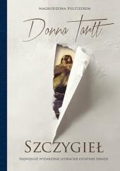 Okładka książki Szczygieł Donna Tartt